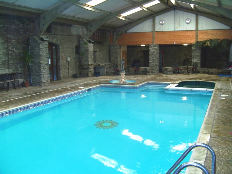 ... 3 Star Country House Hotel With Indoor Heated Swimming Pool In North  Devon   Bed And ...