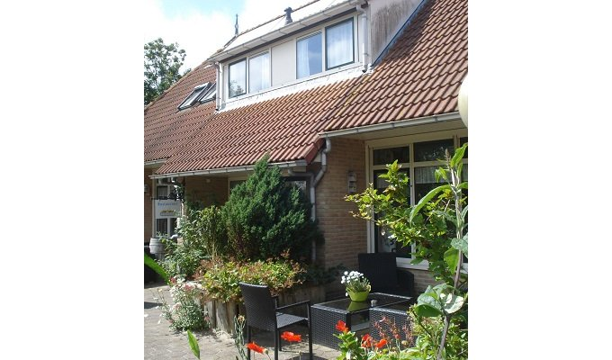 Guestrooms, studios and apartments with breakfast, on the seaside, Terschelling Island