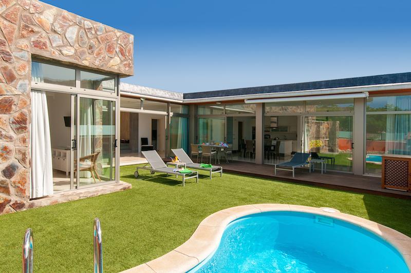 Large Villas Rent Canary Islands