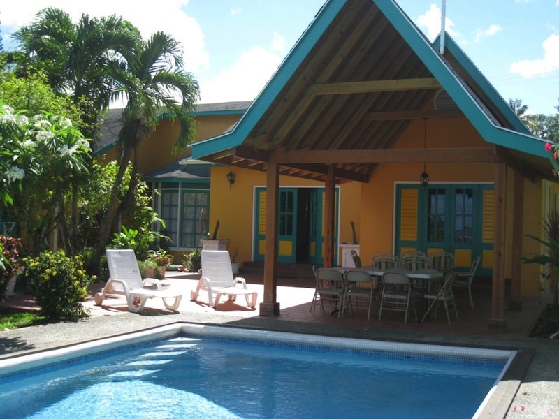 Tobago Villa Vacation Rentals Mt Irvine