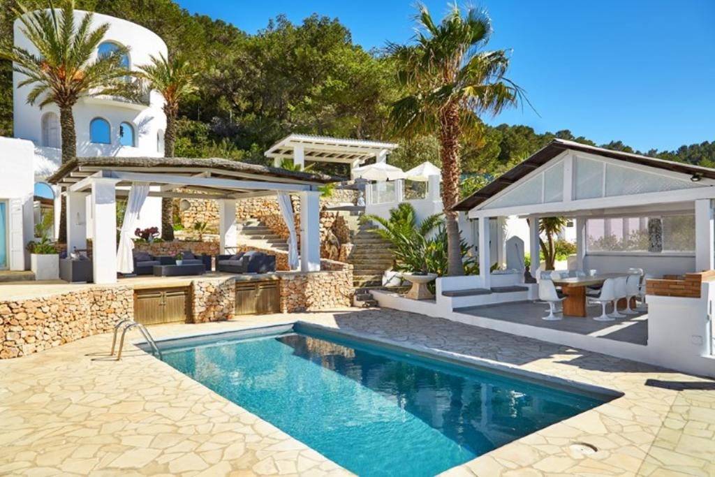 Ibiza Luxury Holiday Villa Rentals Private Pool Seaside Cala Du0027Hort  Balearic Islands Spain ...