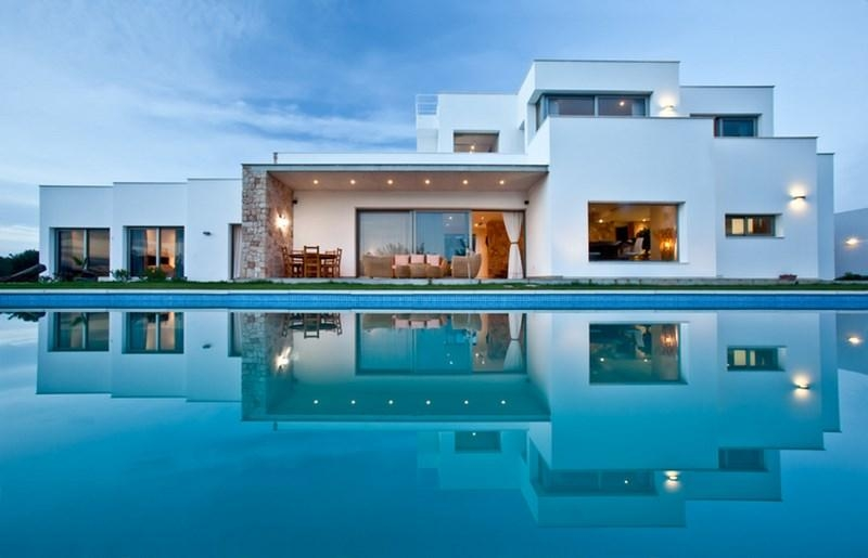 Ibiza Luxury Holiday Villa Rentals Private Pool San Rafael Balearic