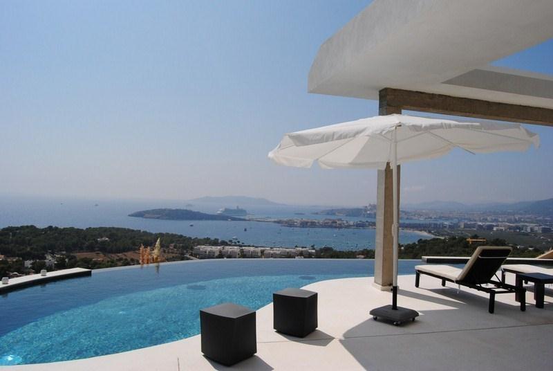 ... Ibiza Luxury Holiday Villa Rentals Private Pool Seaside Eivissa  Balearic Islands Spain ...