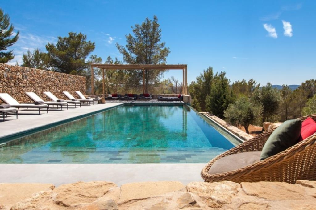 Ibiza Luxury Holiday Villa Rentals Private Pool Seaside Benirras Balearic Islands Spain