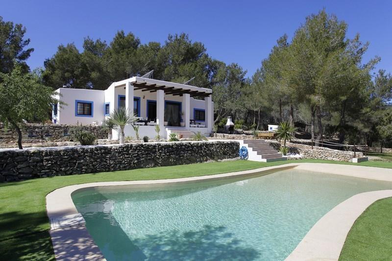 Ibiza Holiday Villa Rentals Private Pool San Mateo Balearic Islands Spain  ...