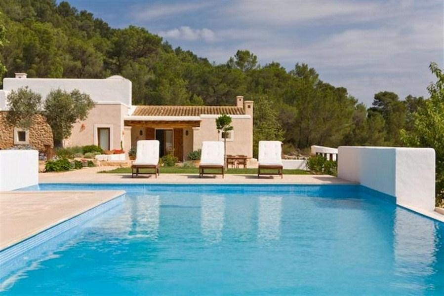 ibiza holiday villa rentals private pool san jose balearic islands. Black Bedroom Furniture Sets. Home Design Ideas