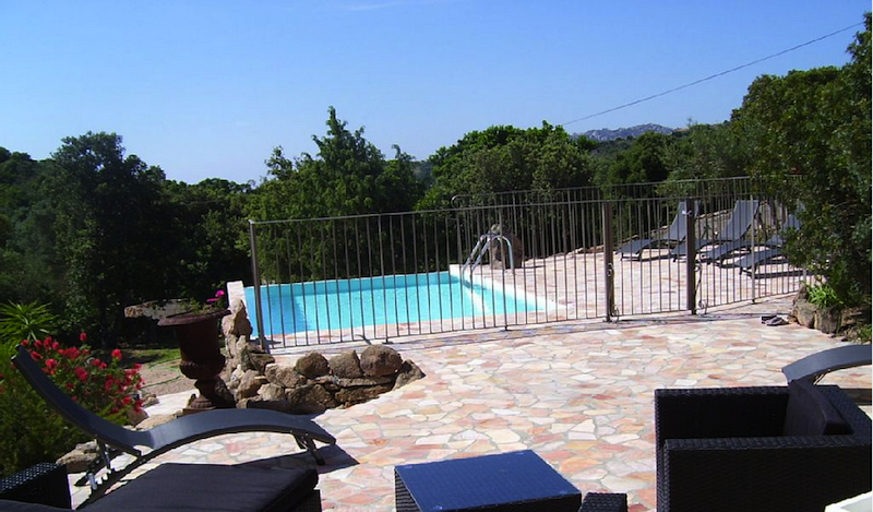 Porto Vecchio Villa Vacation Rentals 2/8 Pers Heated Private Pool  Palombaggia Santa Giulia ...