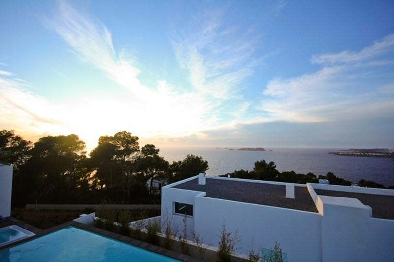 Ibiza Luxury Holiday Villa Rentals Private Pool Seaside Cala Moli