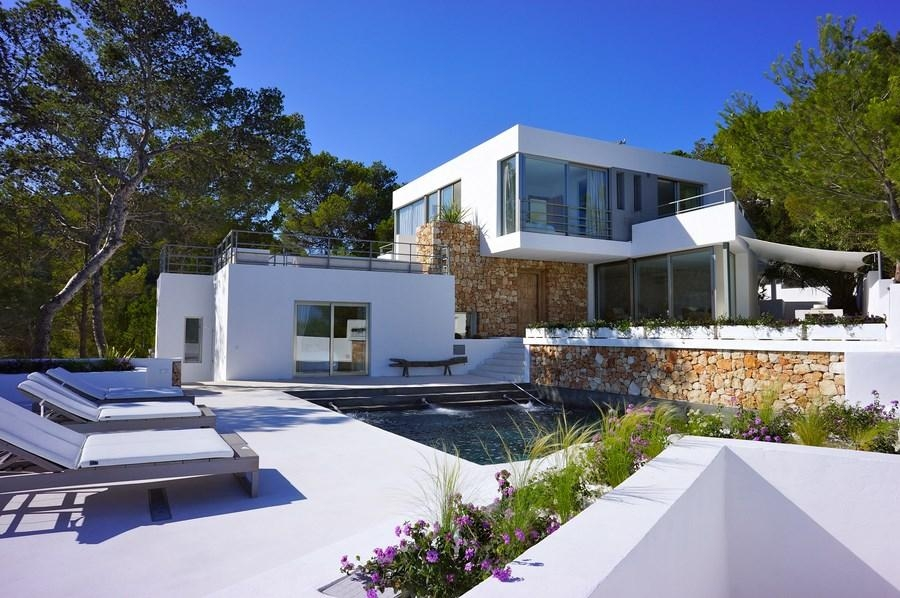 Ibiza Luxury Villa Rentals Private Pool Seaside Cala Moli