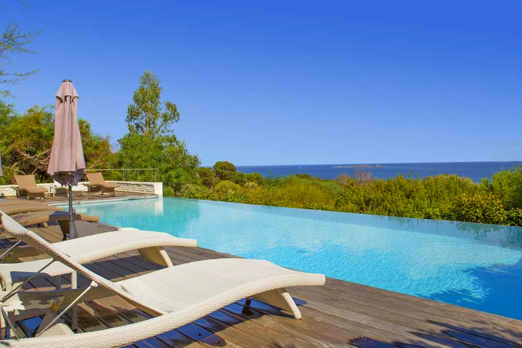 Bonifacio Villa Vacation Rentals 8 Pers Private Pool Panoramic Sea View  600m From Beach Pétanque Field ...