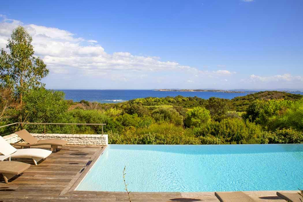 ... Bonifacio Villa Vacation Rentals 8 Pers Private Pool Panoramic Sea View  600m From Beach Pétanque Field ...