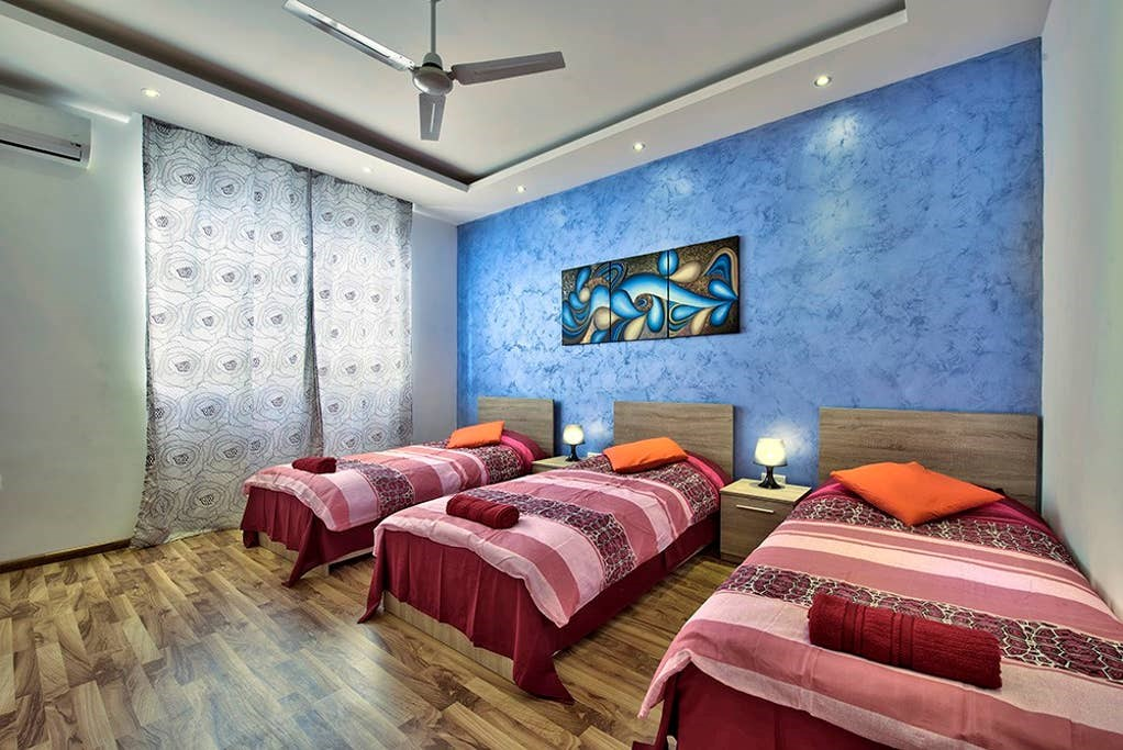 Malta Sliema Apartment Sliema appartment holiday rental ...