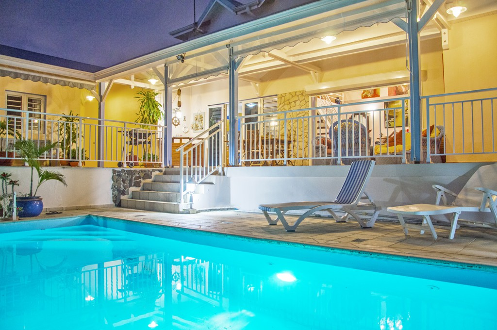 Martinique Villa Rental With Private Pool