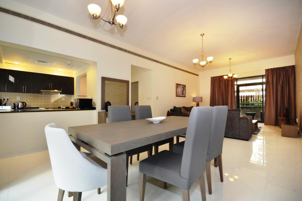 Dubai Apartment Rentals In Al Ghaf 4 The Greens ...
