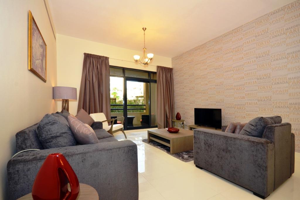 ... Dubai Apartment Rentals In Al Ghaf 4 The Greens ...
