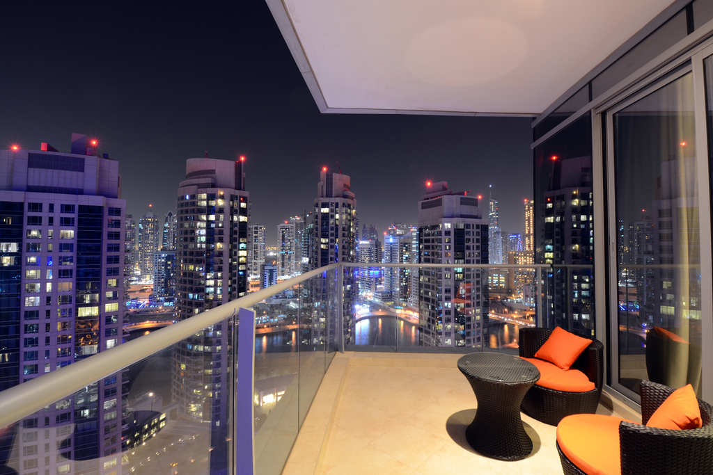Dubai Apartment Rentals In Trident Grand Residence Marina
