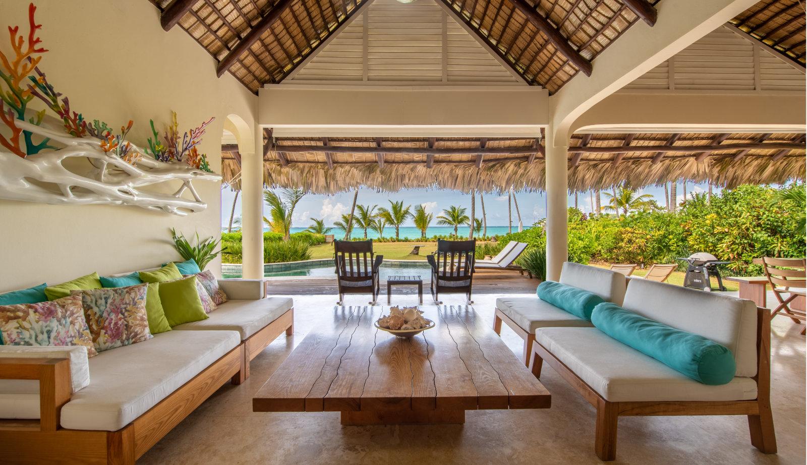 Beach House Luxury Villa Rental In Las Terrenas Samana