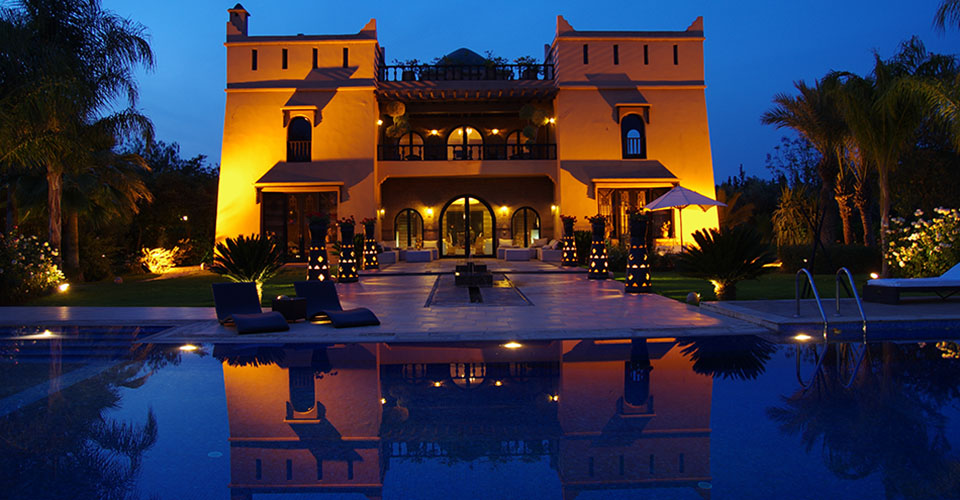 Marrakech Villa Rental with Pool
