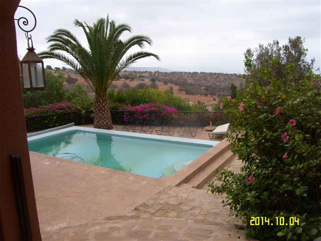 Pool Of Villa In Taghazout Exclusive ...