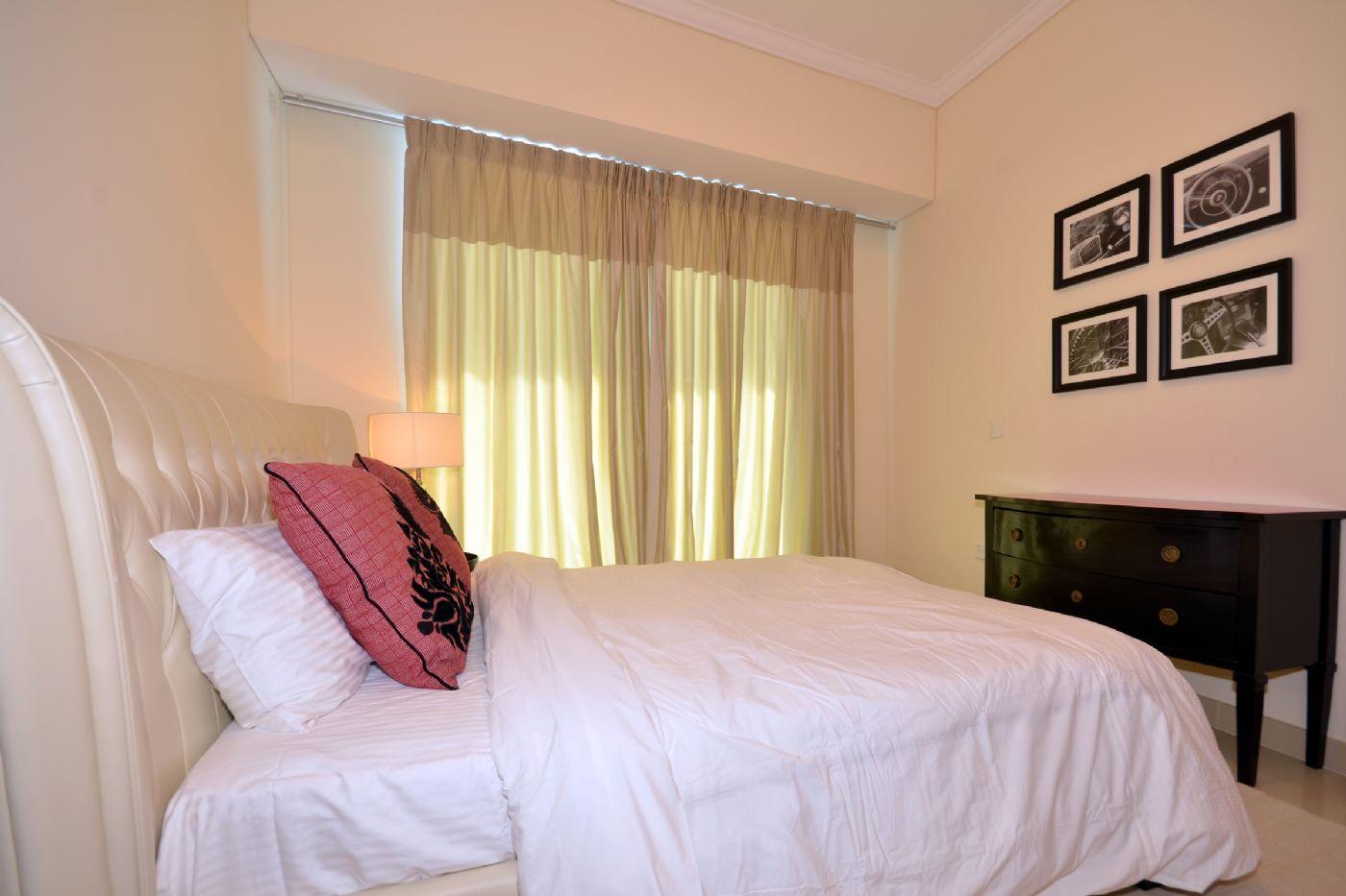 dubai holiday rentals 2 bedroom apartment 55th floor sea view
