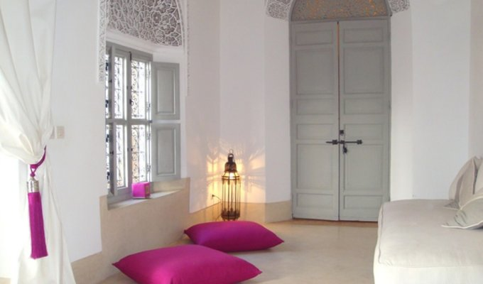 Suites of charmed Riad in Marrakech