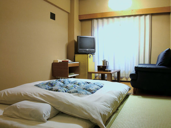 Honshu tokyo bed and breakfast traditional japanese style for Bed and breakfast tokyo