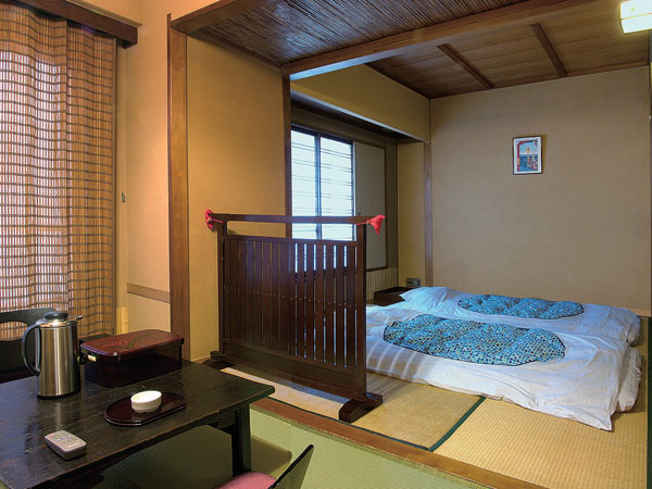 Traditional japanese hotels in tokyo 2018 world 39 s best for Bed and breakfast tokyo