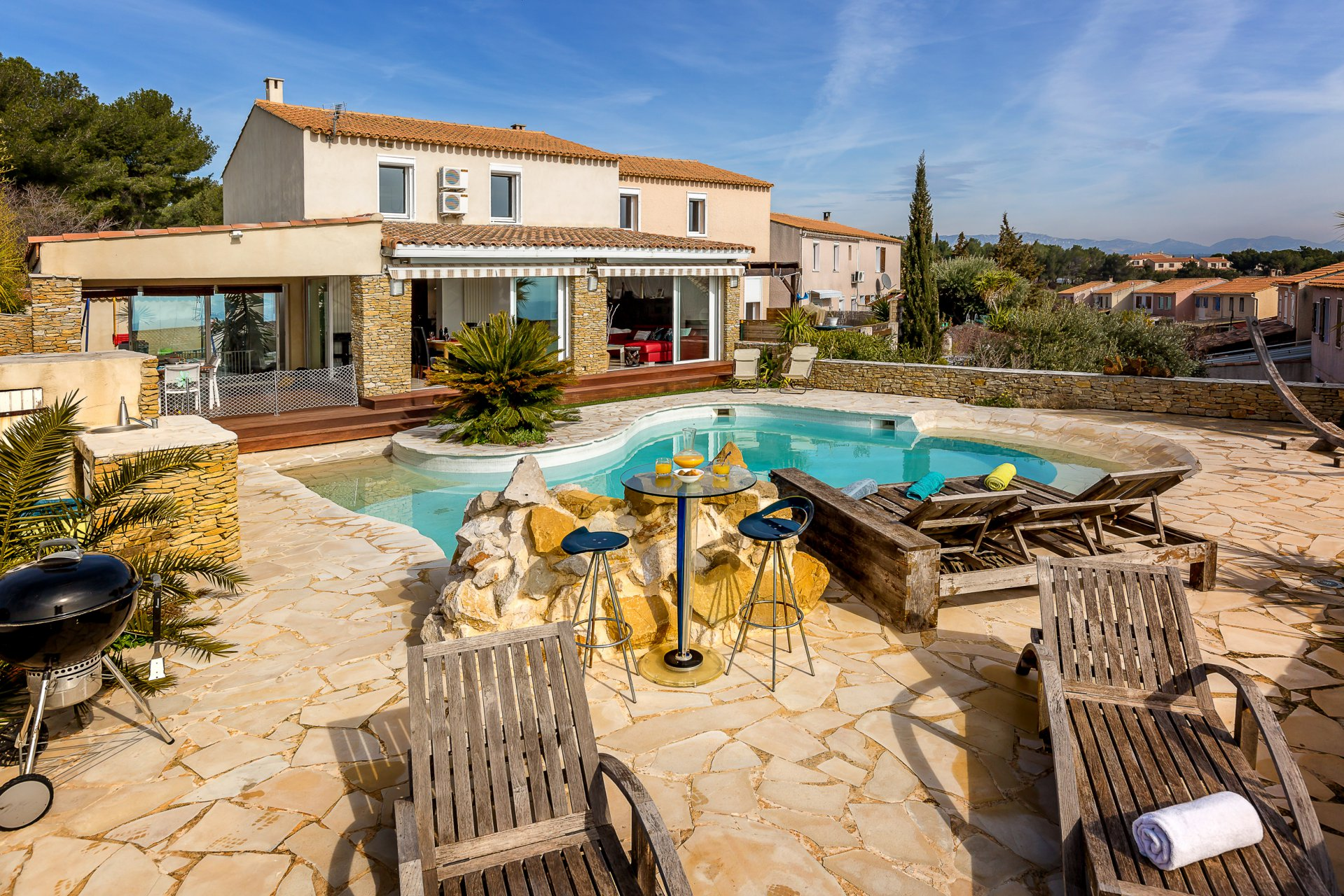 Nice ... Provence Luxury Villa Rentals Marseille With Private Pool And Sea View  ...