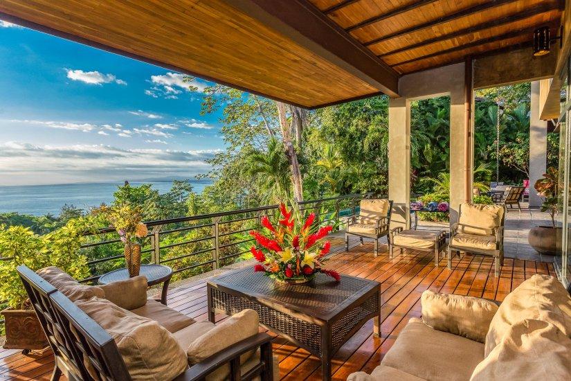 Costa Rica villa vacation rentals / Atlantic coast ...