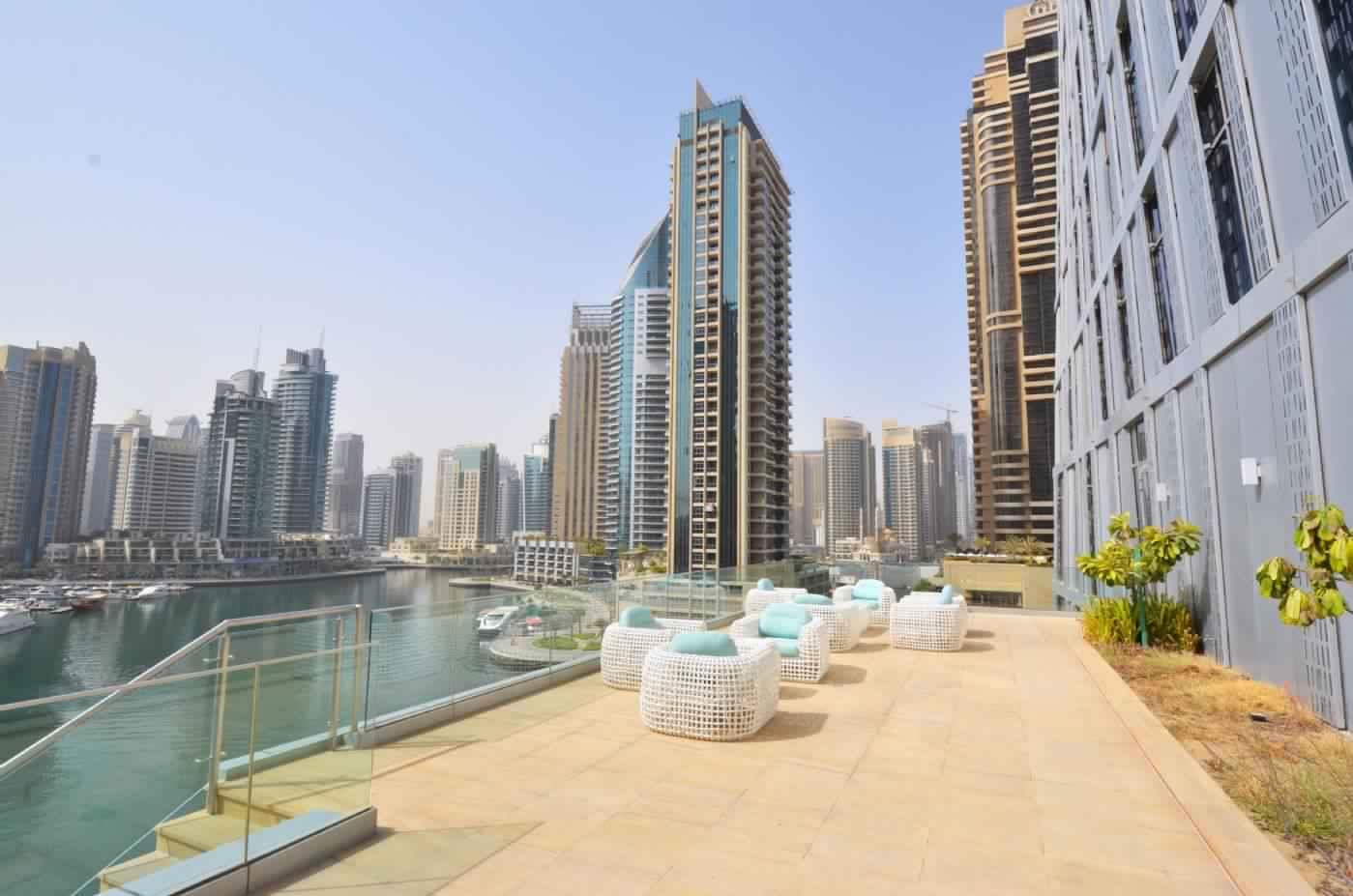 Dubai Vacation Rentals 2 Br Dubai Marina