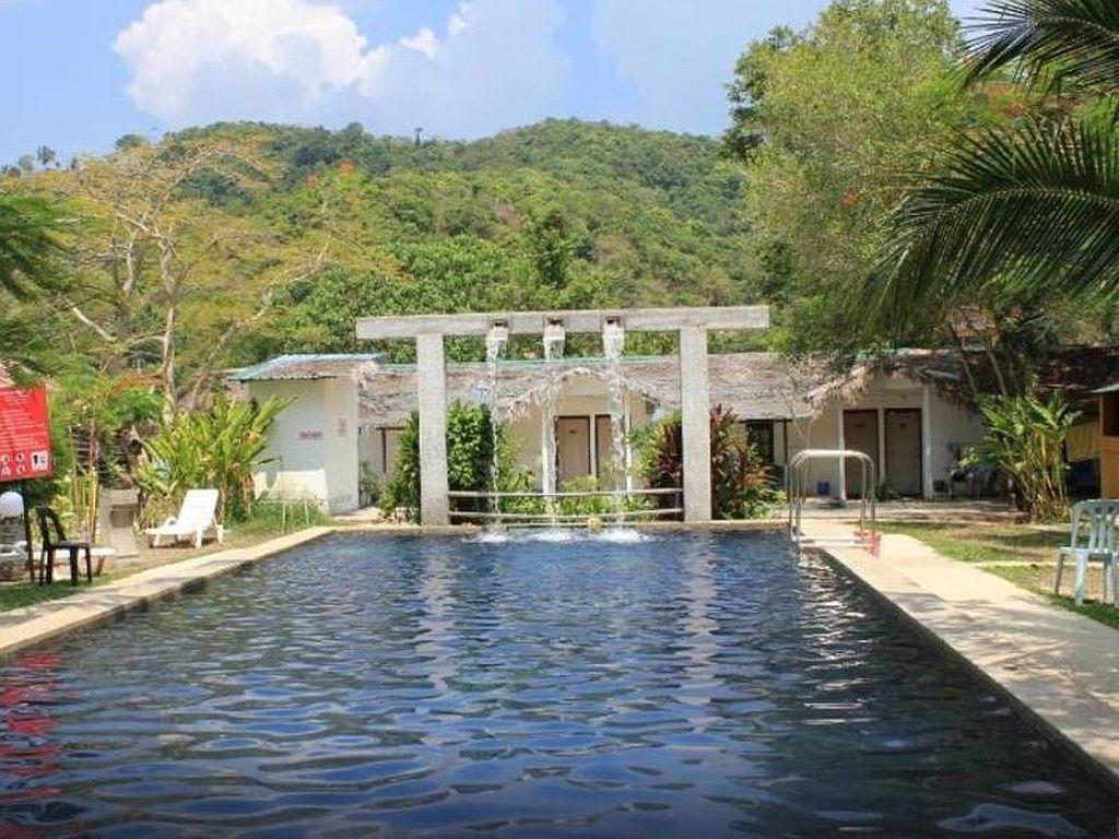 Malaysia resort vacation rentals Tengah Beach Langkawi