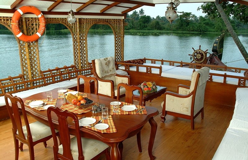 India Houseboat Vacation Rentals In Kerala