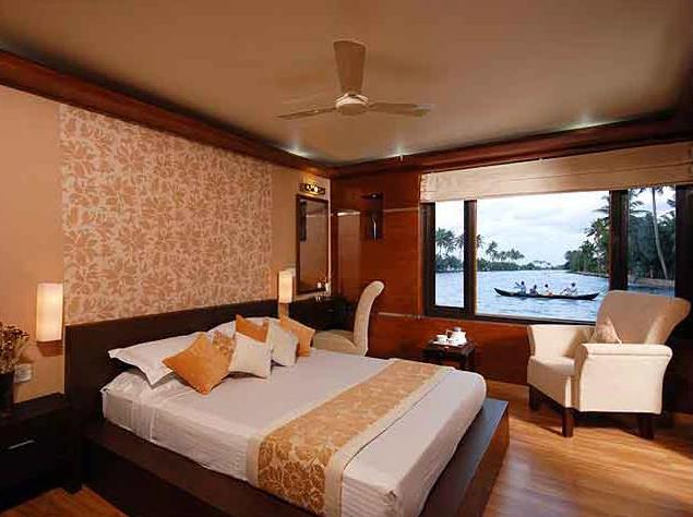 India Houseboat Vacation Rentals In Kerala
