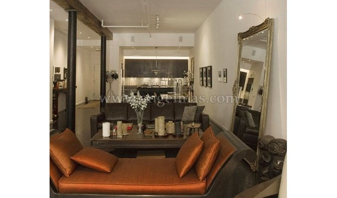 new york apartment vacation rentals loft soho