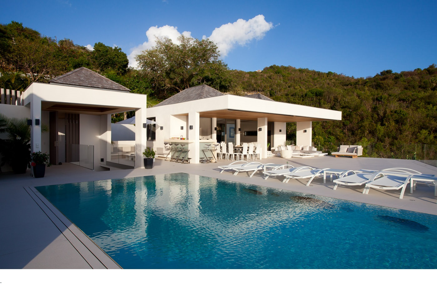 St Barthelemy Luxury Villa Vacation Rentals With Private