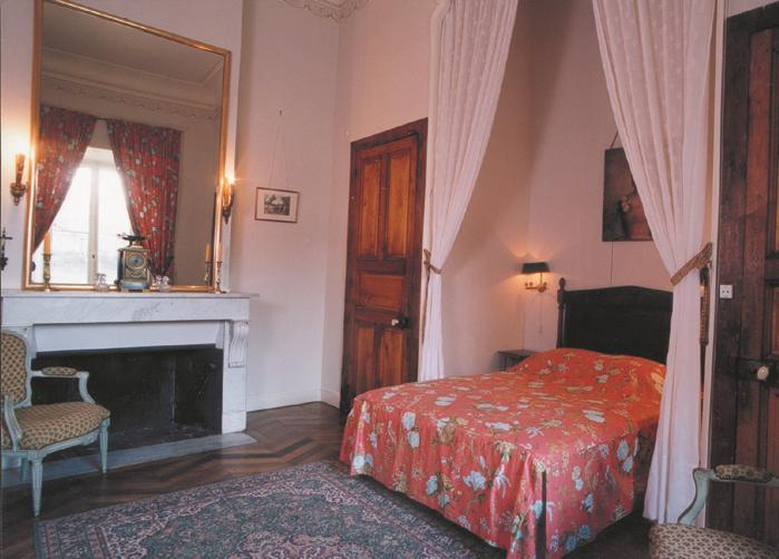Auvergne Aurillac Guest Room Auvergne Bed And Breakfast With Swimming Pool  In Castle Near Aurillac France   Auvergne