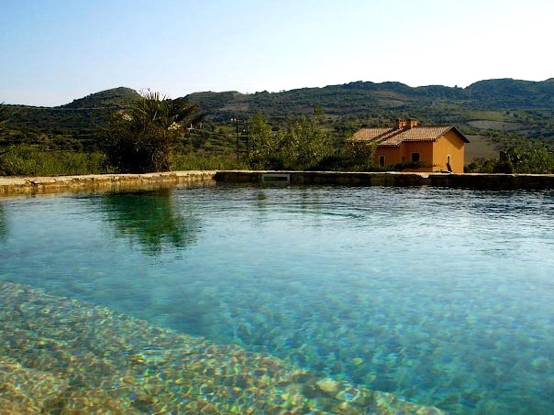 agrigento holiday rentals - italy sicily - luxury villa vacation