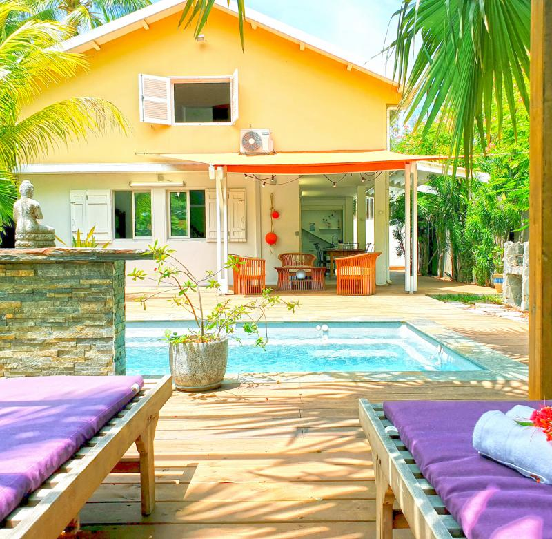 Reunion Island Seafront Villa Holiday Rental In Saint