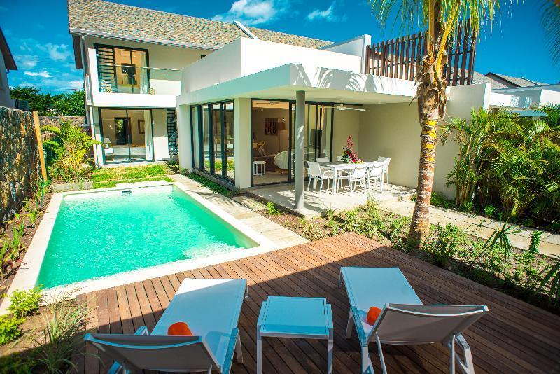 West Coast Black River Beach House In La Preneuse Mauritius