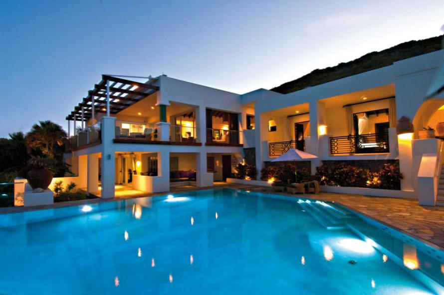 St Martin Luxury Villa Vacation Rentals Baie Rouge Beach