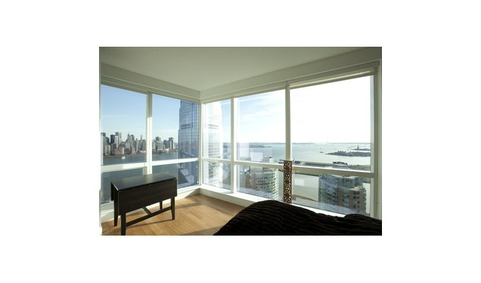Luxury Furnished Apartment Rentals In Jersey City Waterfront Facing