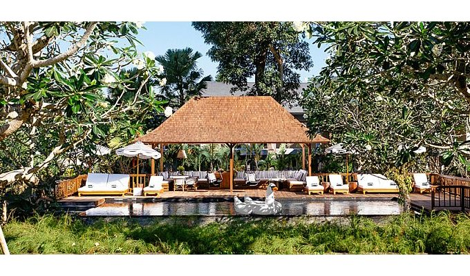 Indonesia Bali Villa Vacation Rentals Pool In Canggu