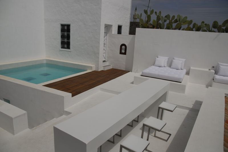 Charming Guest House in Nabeul city center, Tunisia