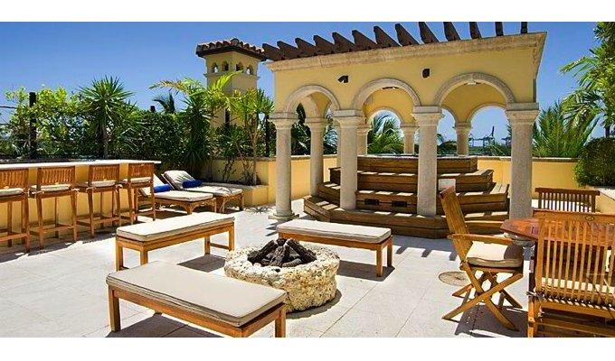 Miami Beach Luxury Villa Vacation Rental Near Star Island