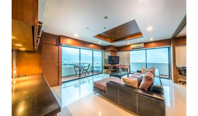 Oceana Full seaview private pool luxury apartment - Condominiums for Rent  in Phuket, Thailand
