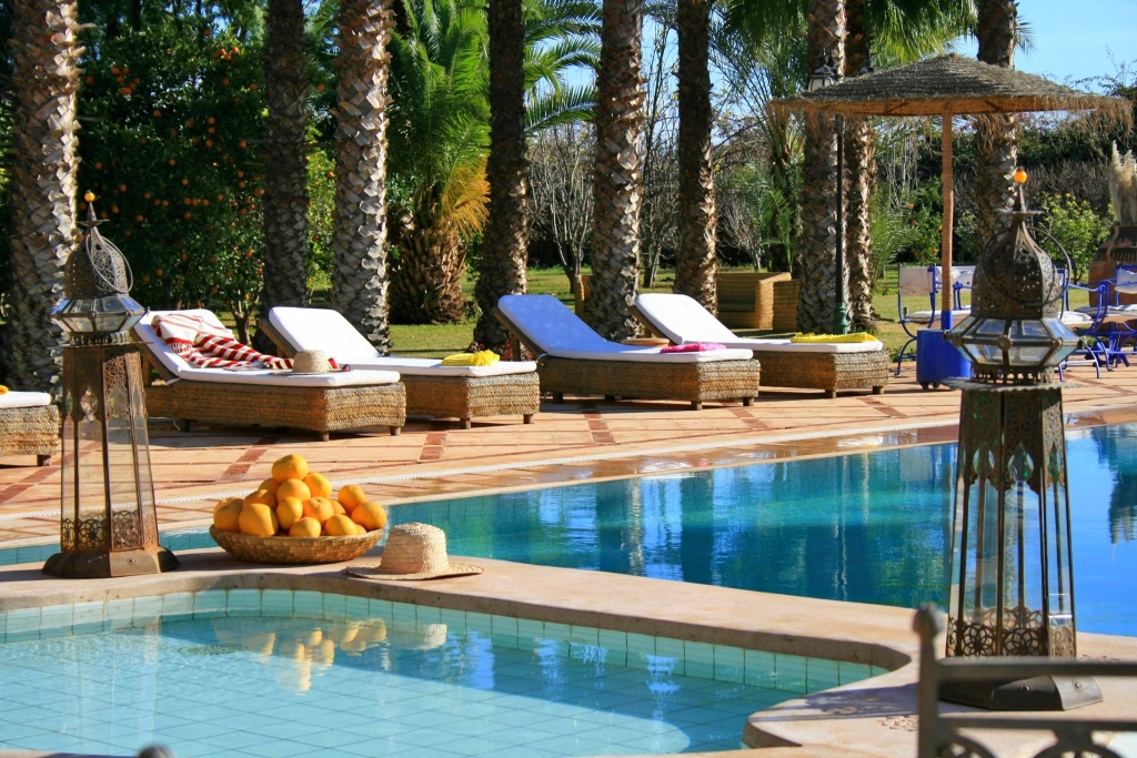 Marrakech Luxury Villa Rentals In Exclusivity With Private Pool