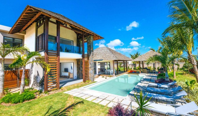 Mauritius Villa rentals in Grand Bay / Pereybere with private pool