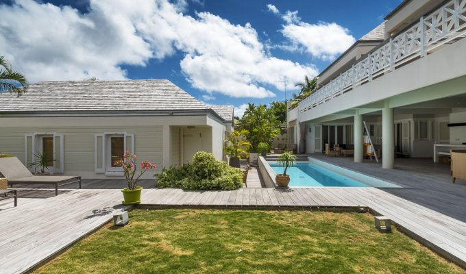 Seafront St Barts Luxury Villa Vacation Rentals with private pool - Gustavia - FWI