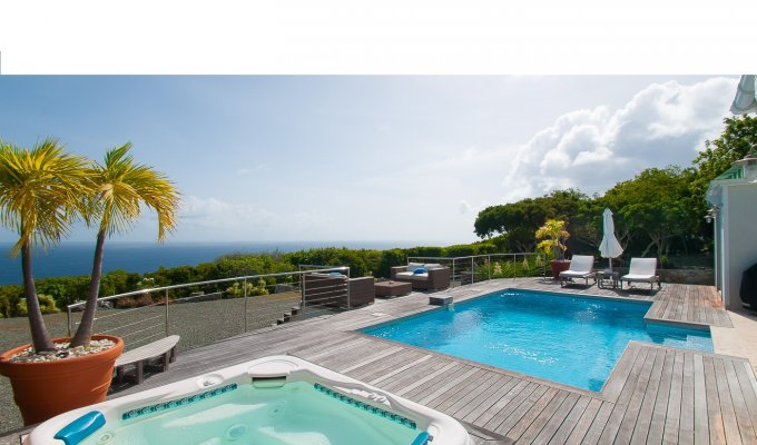 St Barts Luxury Villa Vacation Rentals with private pool & ocean views - Gouverneur - FWI