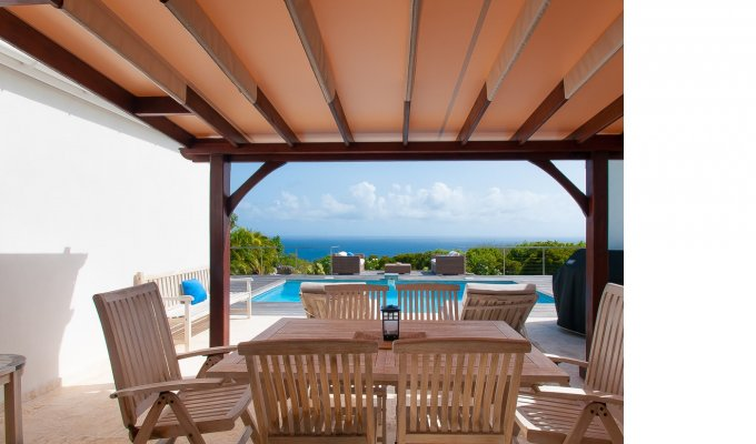 St Barts Luxury Villa Vacation Rentals with private pool & ocean views -Gouverneur - FWI
